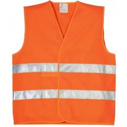 Gilet de signalisation / Orange - Unique - OUTIBAT