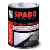 Goudron bitumeux - 1 L - SPADO