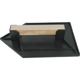 Taloche triangulaire pour maçonnerie - 27 x 18 cm - OUTIBAT