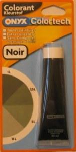 """Colorant universel """"Colortech"""" - Noir - 60 ml - ONYX"""