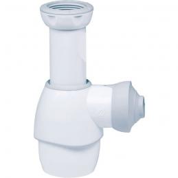 Siphon universel pour équiper tous types de lavabos, vasque et lave-mains - WIRQUIN