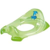 Réducteur d'abattant pour enfant - Vert - GALEDO
