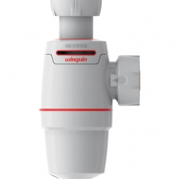 Siphon pour lavabo - Anti-fuite - NEO Air - WIRQUIN