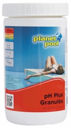 Correcteur de PH + en granulés - 1 Kg - PLANET POOL