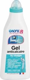 Gel anti-calcaire au vinaigre - Citron - 500 ml - ONYX