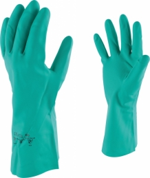Gants de traitement chimique - Vert - Taille 10 - CAP VERT