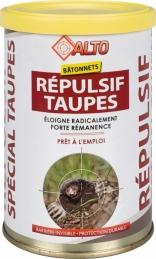 Répulsif Taupes - Bâtonnets - 30 pièces - ALTO