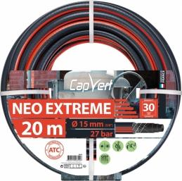 Tuyau d'arrosage Neo Extrême - 15 x 20 M - CAP VERT