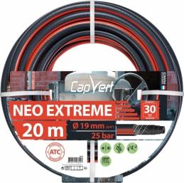 Tuyau d'arrosage Neo Extrême - 19 x 20 M - CAP VERT