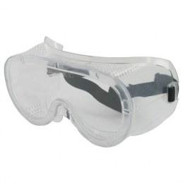 Lunette de protection - Écran incolore - Monture PVC - OUTIBAT