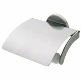 Porte papier - EFFET NICKEL BROSSE - GALEDO
