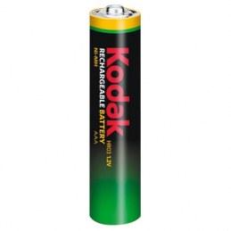 Accumulateur rechargeable Ni-MH - LR3 - 650 mA - Lot de 2 - KODAK