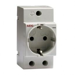 Prise de courant 2P + T modulaire - AEG