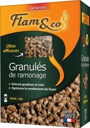 Granulés de ramonage - Flam&Co - 3 Kg - DIABLOTIN