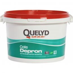 Colle pour DEPRON et matériaux isolants - 3 Kg - QUELYD