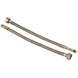 Flexible robinet Mâle / Femelle - 12 x 17 mm - M10 x 100 -NEPTUNE