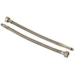 Flexible robinet Mâle / Femelle - 12 x 17 mm - M12 x 100 - NEPTUNE