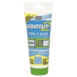 Gebatout 2 - Pâte à joint pour raccords - 1 tubes de 250 Gr - GEB