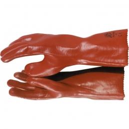 Gants Spécial enduit hydrocarbure et produits chimiques - PVC - Taille 9 - OUTIBAT