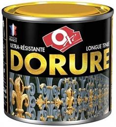 Peinture effet métal - Or pâle - 60 ml - OXI