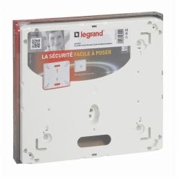 Platine pour disjoncteur d'abonné ERDF seul et coffret 13 modules - LEGRAND