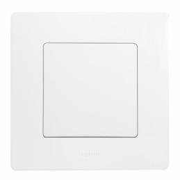 Interrupteur ou va-et-vient avec plaque Niloé - Eclat - LEGRAND