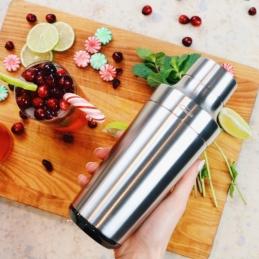 Mélangeur à cocktail - Acier inoxydable - 600 ml - TRUDEAU
