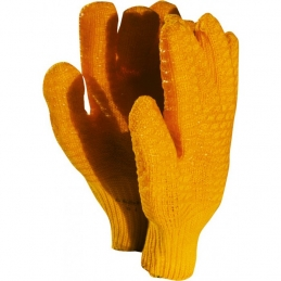 Gants antidérapants - Polyester - Taille 10 - OUTIBAT