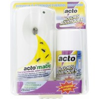 Diffuseur électrique anti mouches et moustiques - ACTO