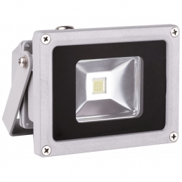 Projecteur LED étanche et inclinable - 10 Watts - DHOME