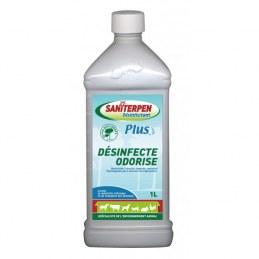 Désinfectant de surfaces - 1 L -SANITERPEN