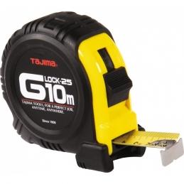 Mètre résistant aux chocs - 10 M - 25 mm - G Lock - TAJIMA