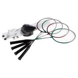 Raquettes Badminton - X 4 - Avec filet et volants