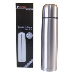 Bouteille isotherme - Incassable - Inox - 0,7 L - ISOBEL