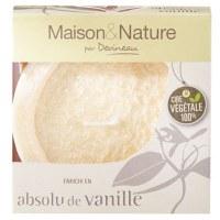 Bougie évasée - Vanille - Maison et Nature - DEVINEAU