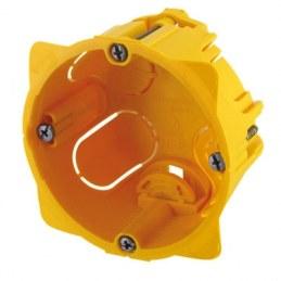 Boîte cloison sèche - 1 poste - Prof 40 mm - LEGRAND