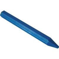Boîte de 12 bâtonnets de craies industrielles Bleues - OUTIBAT