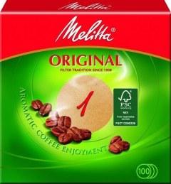MELITTA - Filtre papier rond D94 - N°1