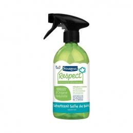 Détartrant salle de bain avec matières actives d'origine naturelle - Respect - 500 ml - STARWAX