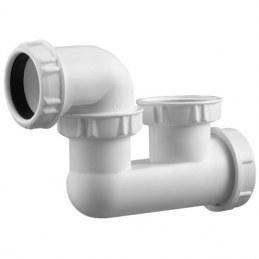 Siphon pour baignoire N°15 - Ø40 mm - NEPTUNE