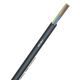 Câble souple avec gaine caoutchouc - H05 RR-F 3G 1.5 mm² - 50 M - SERMES