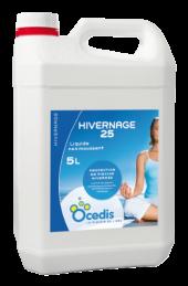 Hivernage - Protection des piscines hivernées - Hivernage 25 - 5 L - OCEDIS