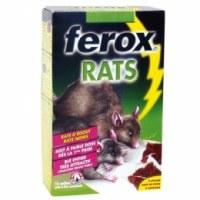 Appât rats et mulots - Blé entier - 400 gr - FEROX