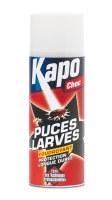 Aérosol Foudroyant Puces et Larves 400ml - KAPO