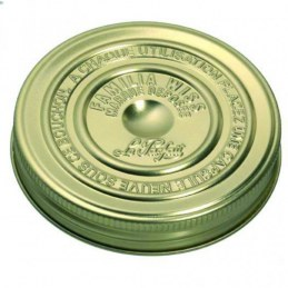 Couvercle pour bocaux terrine Familia Wiss LE PARFAIT - Ø 110 mm - Boîte de 6