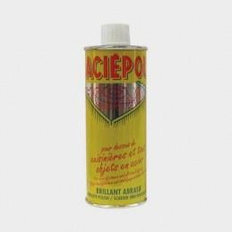Nettoyant Acier - BLANC Entretien normal - 250 ml - ACIEPOL