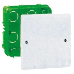 Boîte de dérivation carrée à sceller 120 x 120 mm - LEGRAND
