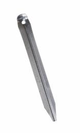 Piquet à cornière- Acier - 18 cm - Lot de 10 - CAO