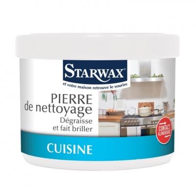 pierre de nettoyage cuisine 300 grs starwax articles quincaillerie. Black Bedroom Furniture Sets. Home Design Ideas