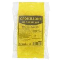 Sachet de 250 croissillons de carreleur de 4 mm - OUTIBAT